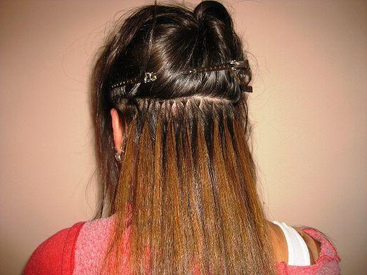 Чи шкідливо нарощування волосся?