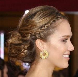 зачіски грецького стилю
