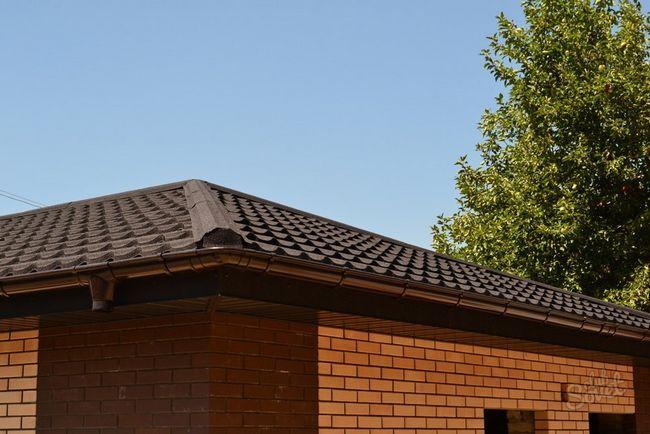 Выбор типа крыши при строительстве дома