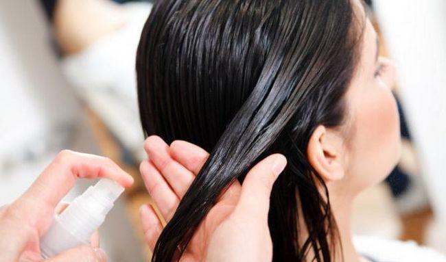 рідкі кристали для волосся