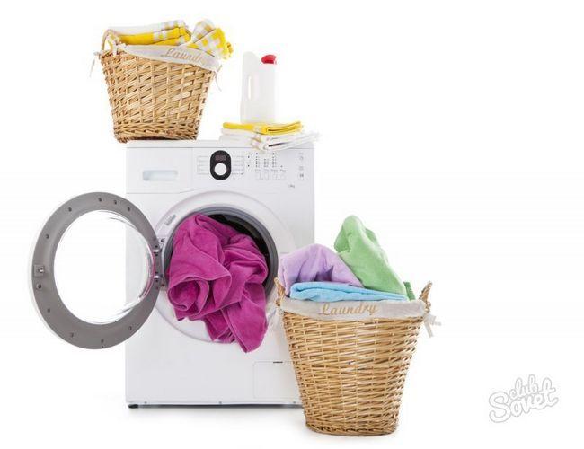 Жидкий стиральный порошок - как использовать