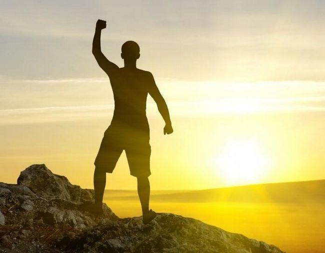 Жизненное кредо – вдохновляющий импульс